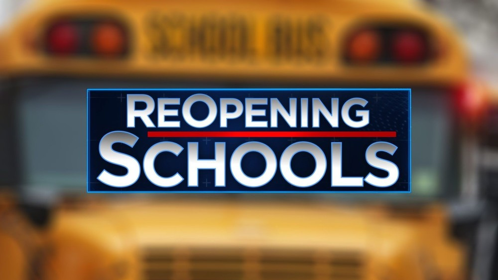 Plans on Re-Opening School