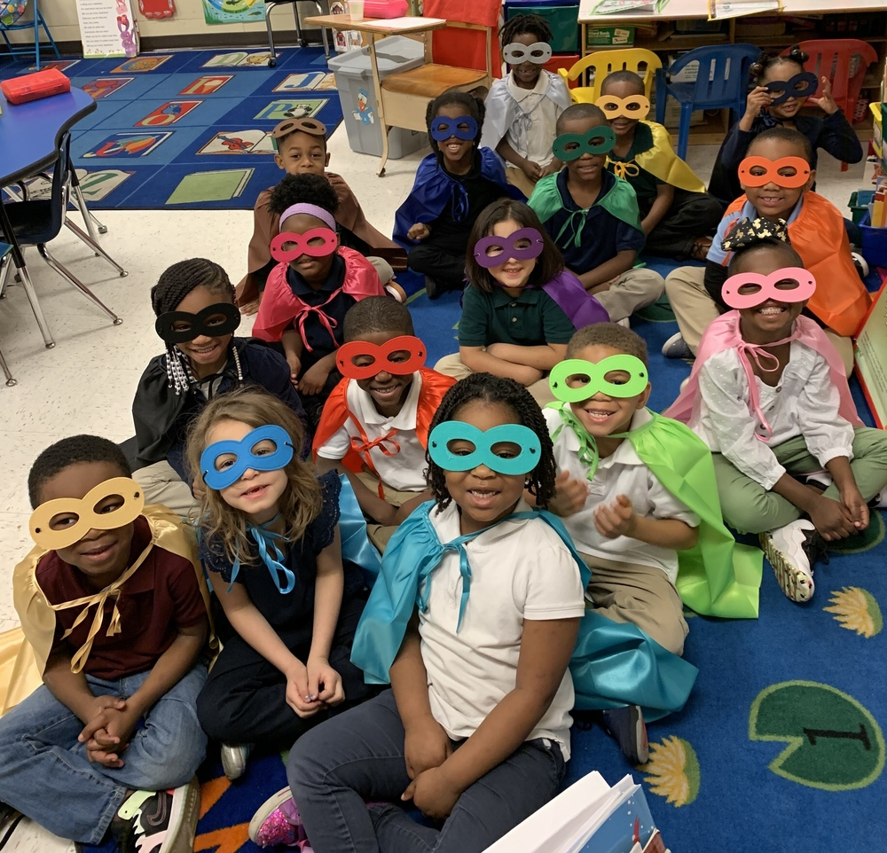 We read...what's your Superpower!