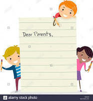 Letter to High School Parents